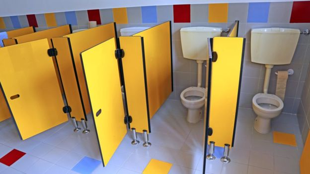 School toilets as a source of infection